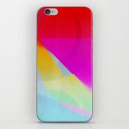 Pop Fields iPhone Skin