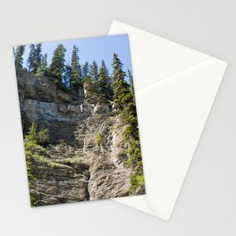 The Canyon Wall 1 Stationery Cards
