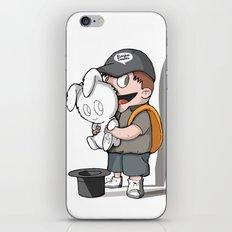 Fluffy Love iPhone & iPod Skin