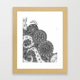 Mandacles Framed Art Print