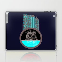 Heart of the City Laptop & iPad Skin
