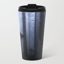 Biodiversidad vegetal Metal Travel Mug