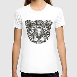 Snow Liger T-shirt