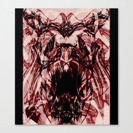 """""""UNHOLY SPECIMEN II"""" Canvas Print"""