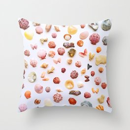 Color Pop! Throw Pillow