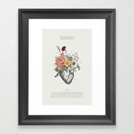 A Thriving Heart Framed Art Print