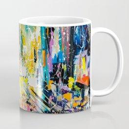 Evening on fifth avenue Coffee Mug