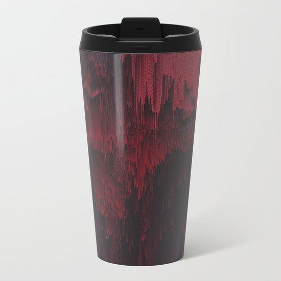 Sangre Metal Travel Mug