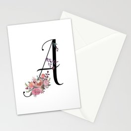 Modern Calligraphy Stationery Cards