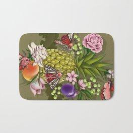 Glam Tropical Bath Mat