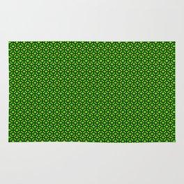 Green Plus Rug