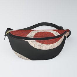 The red clouds Fanny Pack