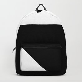 MONOCHROMATIC (BLACK-WHITE) Backpack