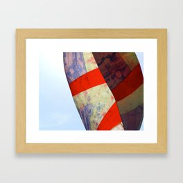 Summer Sail Framed Art Print