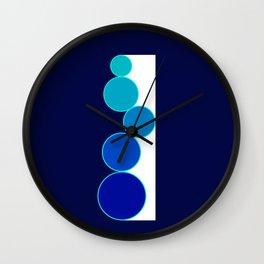 Only Circles 2 Wall Clock
