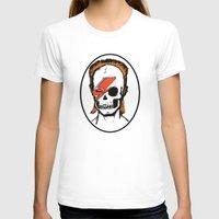 aladdin T-shirts featuring Aladdin Sane by zombieCraig by zombieCraig