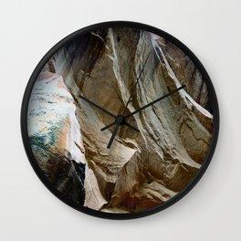 Canyon Secrets Wall Clock