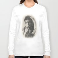dylan Long Sleeve T-shirts featuring Dylan by EclipseLio