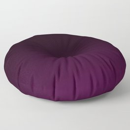 Aubergine Gradient Floor Pillow