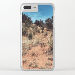 This Color Pallet Tho Clear iPhone Case