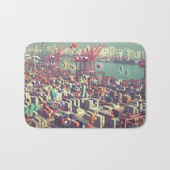 Pier Tetris Bath Mat