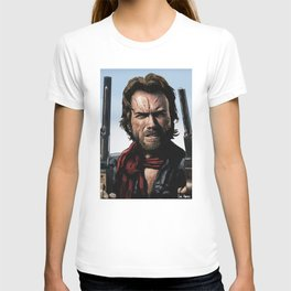 Clint Eastwood - The Outlaw Josey Wales T-shirt