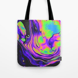 ABOVE THE HIGHWAY Tote Bag
