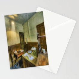 Antique Office Stationery Cards