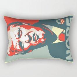 Trump NOPE Rectangular Pillow