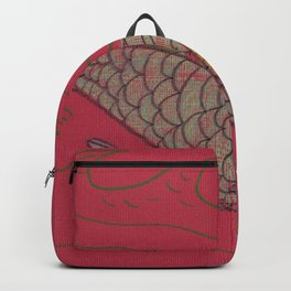Dragon Fish Backpack