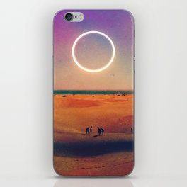 One Of Those Summer Days... iPhone Skin