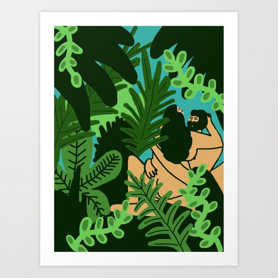 Mamacitas Club 4 Art Print