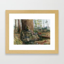 Ambush Framed Art Print