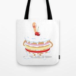 Come take a bite Tote Bag