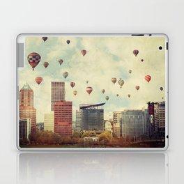 Portland Oregon Whimsy Laptop & iPad Skin
