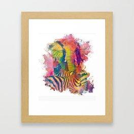 Benevolent Love Framed Art Print