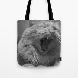 Little Lion Roars Tote Bag