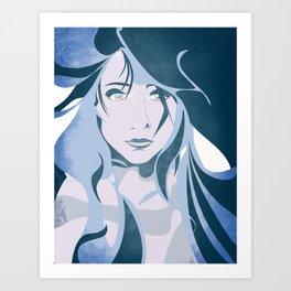 Illusion of Sight II Art Print
