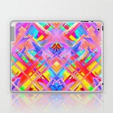 Colorful digital art splashing G470 Laptop & iPad Skin