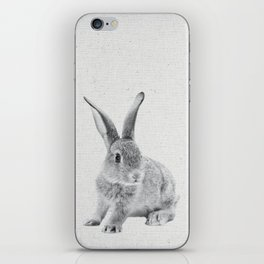 Rabbit 25 iPhone Skin
