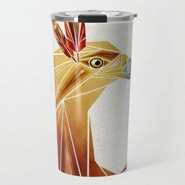 eagle cercle Travel Mug