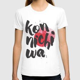 Konnichiwa T-shirt