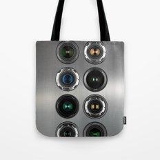 Robotic Camera Tote Bag