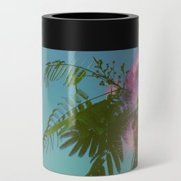Mimosa Tree in Bloom Can Cooler