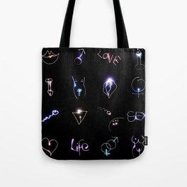 signs Tote Bag