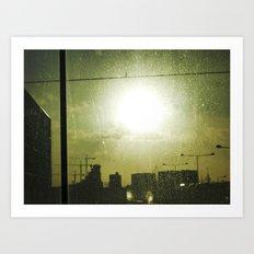 Hello Sunshine! 2 Art Print
