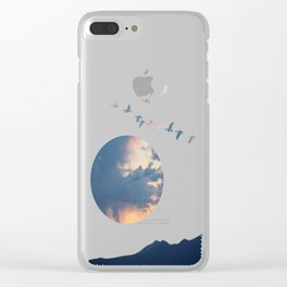 Awaiting Clear iPhone Case