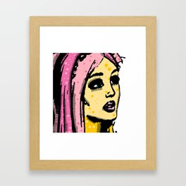 Bimbo Framed Art Print