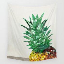 Pineapple II Wall Tapestry
