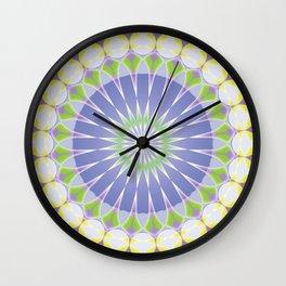 Mandala 117a Wall Clock